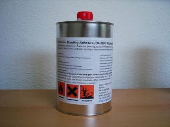 firestone bonding adhesive kleber 1 liter. Black Bedroom Furniture Sets. Home Design Ideas