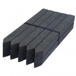 pf hle aus kunststoff f r teichrandsystem 1 gebinde 42cm lang. Black Bedroom Furniture Sets. Home Design Ideas